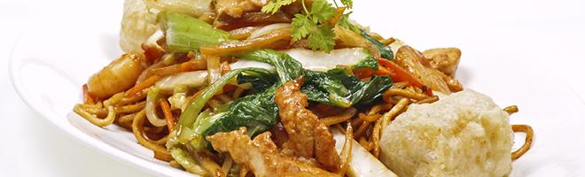 | Thailändische Gerichte